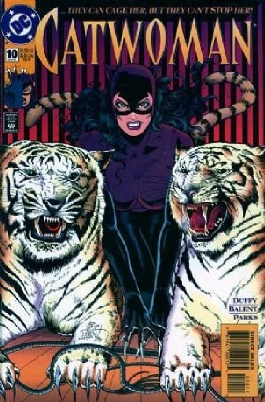 Cover of Catwoman (Vol 1) #10. One of 250,000 Vintage American Comics on sale from Krypton!