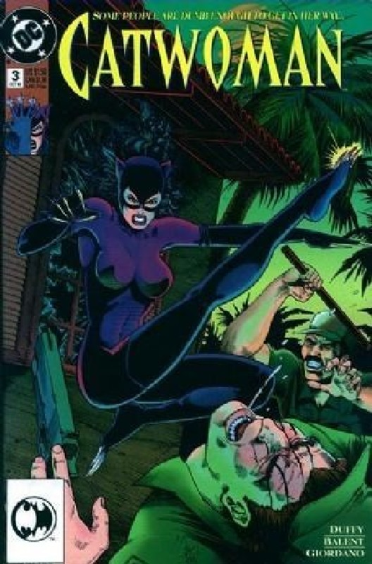 Cover of Catwoman (Vol 1) #3. One of 250,000 Vintage American Comics on sale from Krypton!