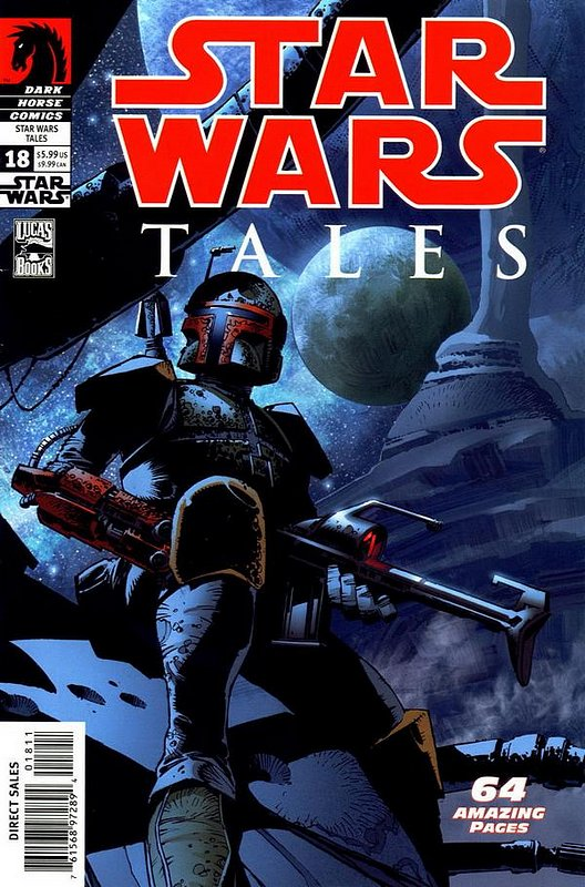 Cover of Star Wars Tales (Vol 1) #18. One of 250,000 Vintage American Comics on sale from Krypton!