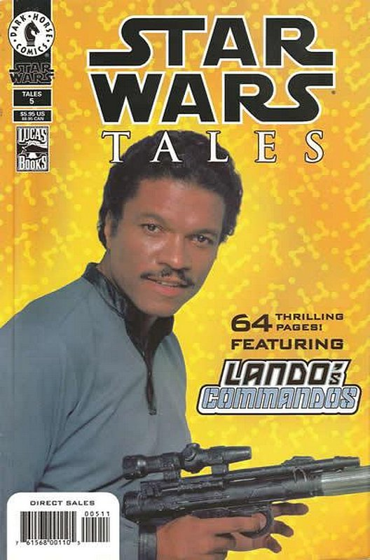 Cover of Star Wars Tales (Vol 1) #5. One of 250,000 Vintage American Comics on sale from Krypton!