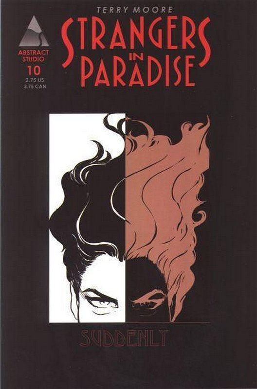 Cover of Strangers in Paradise (Vol 3) #10. One of 250,000 Vintage American Comics on sale from Krypton!
