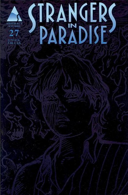 Cover of Strangers in Paradise (Vol 3) #27. One of 250,000 Vintage American Comics on sale from Krypton!