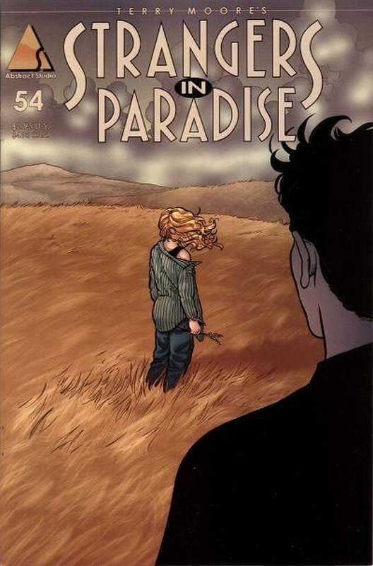 Cover of Strangers in Paradise (Vol 3) #54. One of 250,000 Vintage American Comics on sale from Krypton!