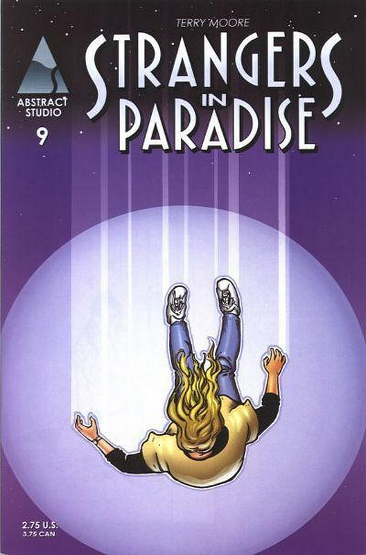 Cover of Strangers in Paradise (Vol 3) #9. One of 250,000 Vintage American Comics on sale from Krypton!