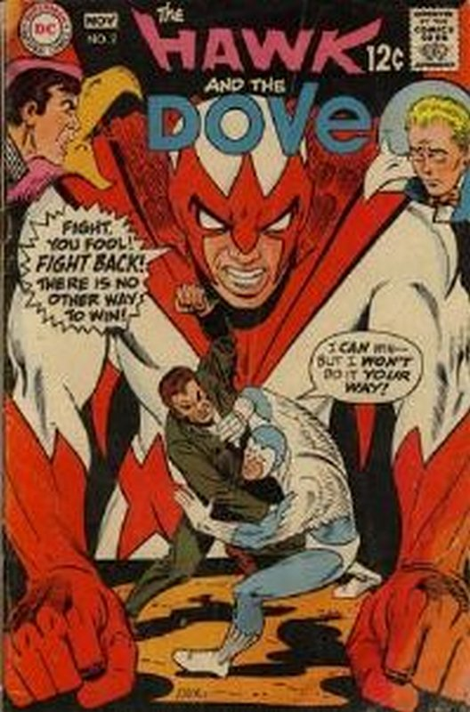 Cover of Hawk & Dove (Vol 1) The #2. One of 250,000 Vintage American Comics on sale from Krypton!