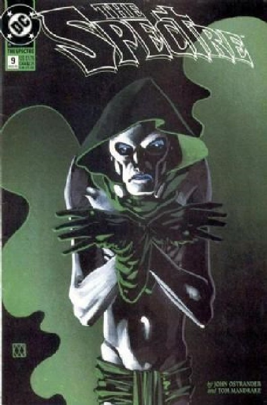 Cover of Spectre (Vol 3) #9. One of 250,000 Vintage American Comics on sale from Krypton!