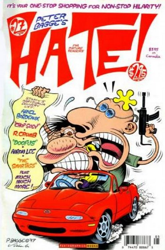 Cover of Hate (Vol 1) #27. One of 250,000 Vintage American Comics on sale from Krypton!