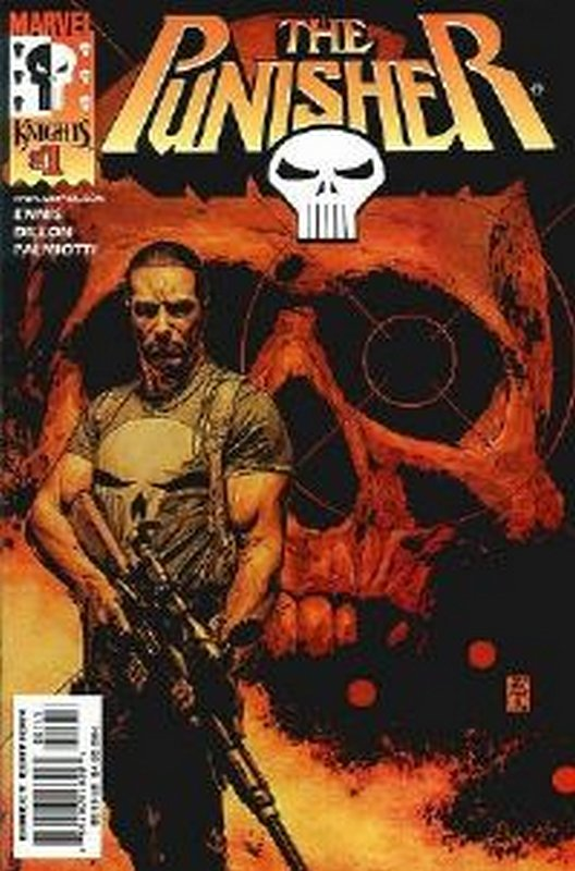 Cover of Punisher (2000 Ltd) #1. One of 250,000 Vintage American Comics on sale from Krypton!