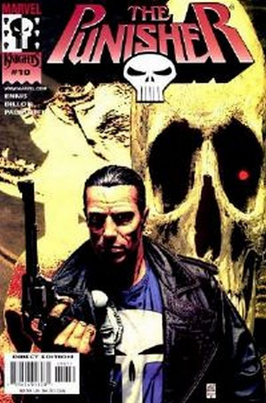 Cover of Punisher (2000 Ltd) #10. One of 250,000 Vintage American Comics on sale from Krypton!