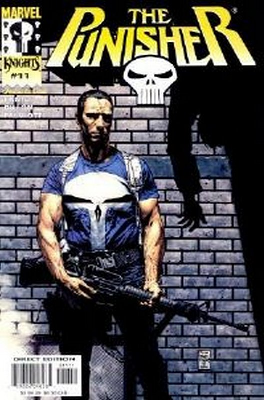 Cover of Punisher (2000 Ltd) #11. One of 250,000 Vintage American Comics on sale from Krypton!