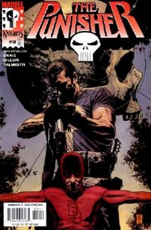 Cover of Punisher (2000 Ltd) #3. One of 250,000 Vintage American Comics on sale from Krypton!