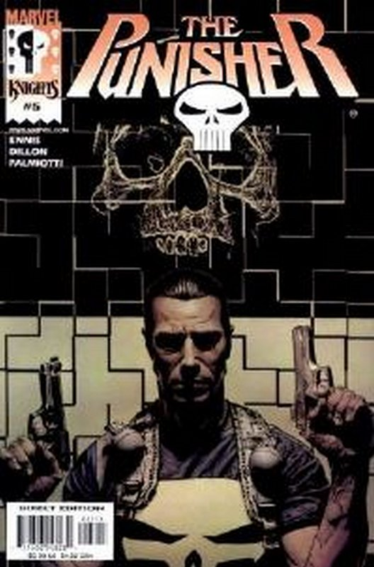 Cover of Punisher (2000 Ltd) #5. One of 250,000 Vintage American Comics on sale from Krypton!