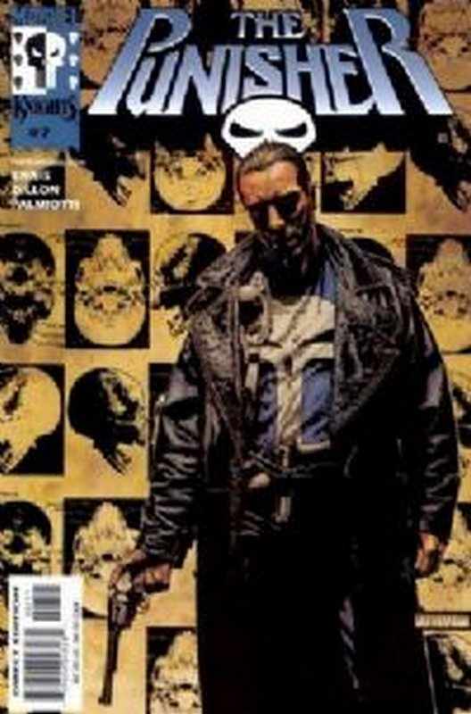 Cover of Punisher (2000 Ltd) #7. One of 250,000 Vintage American Comics on sale from Krypton!
