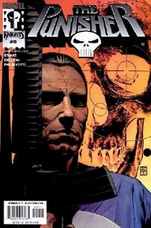 Cover of Punisher (2000 Ltd) #9. One of 250,000 Vintage American Comics on sale from Krypton!