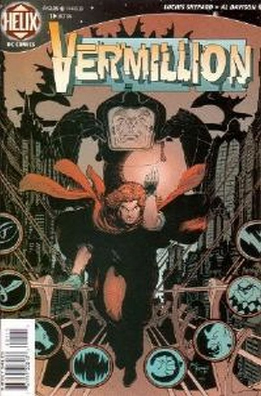 Cover of Vermillion (Vol 1) #1. One of 250,000 Vintage American Comics on sale from Krypton!