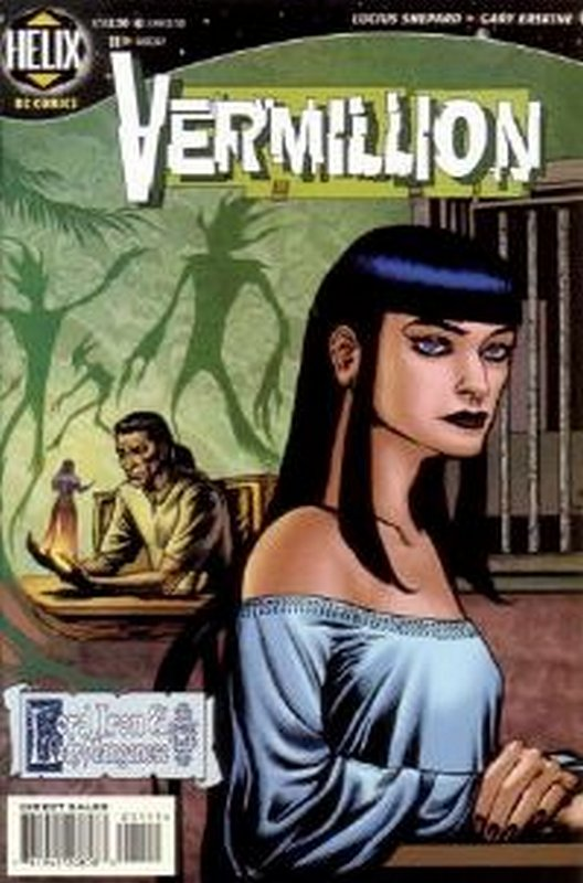 Cover of Vermillion (Vol 1) #11. One of 250,000 Vintage American Comics on sale from Krypton!