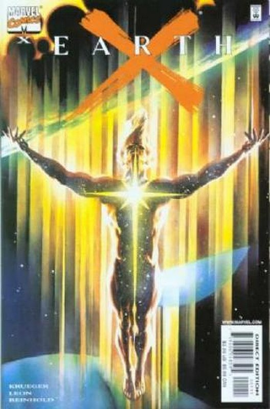 Cover of Earth X: X #1. One of 250,000 Vintage American Comics on sale from Krypton!