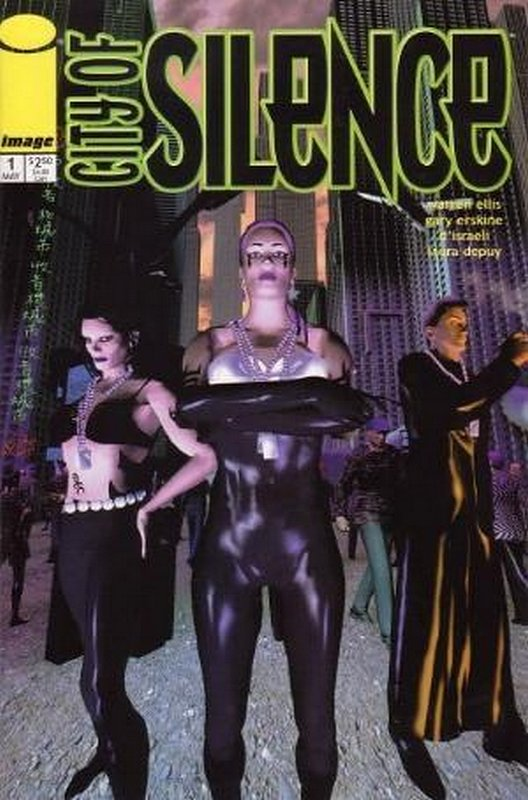 Cover of City of Silence (2000 Ltd) #1. One of 250,000 Vintage American Comics on sale from Krypton!