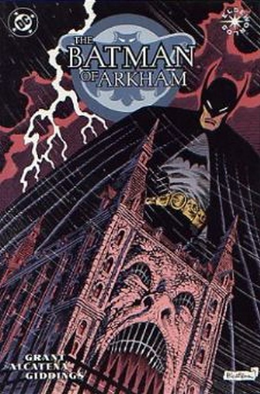 Cover of Batman of Arkham (2000 One Shot) #1. One of 250,000 Vintage American Comics on sale from Krypton!