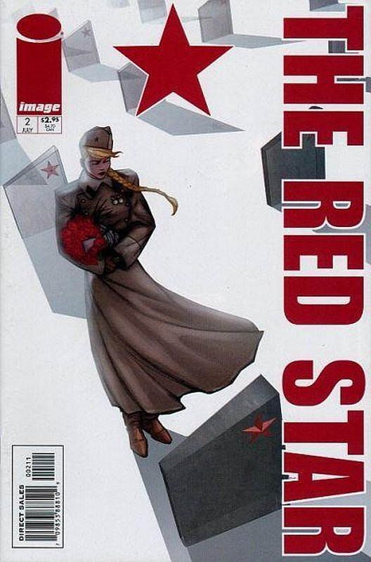 Cover of Red Star (Vol 1) #2. One of 250,000 Vintage American Comics on sale from Krypton!