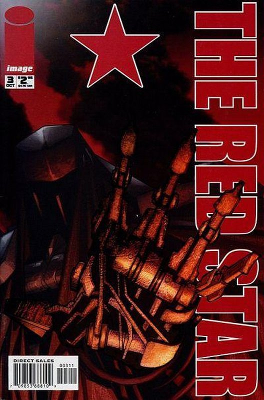 Cover of Red Star (Vol 1) #3. One of 250,000 Vintage American Comics on sale from Krypton!