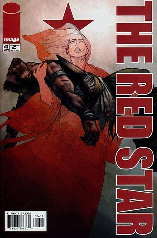 Cover of Red Star (Vol 1) #4. One of 250,000 Vintage American Comics on sale from Krypton!