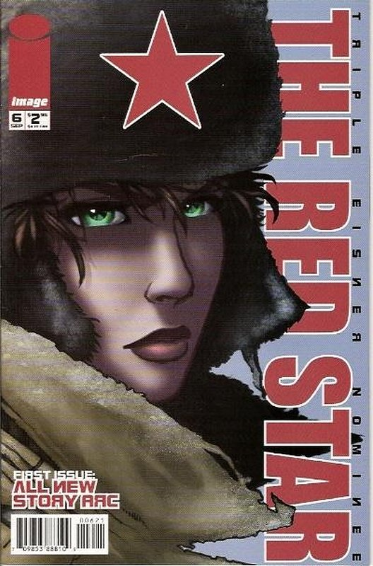 Cover of Red Star (Vol 1) #6. One of 250,000 Vintage American Comics on sale from Krypton!