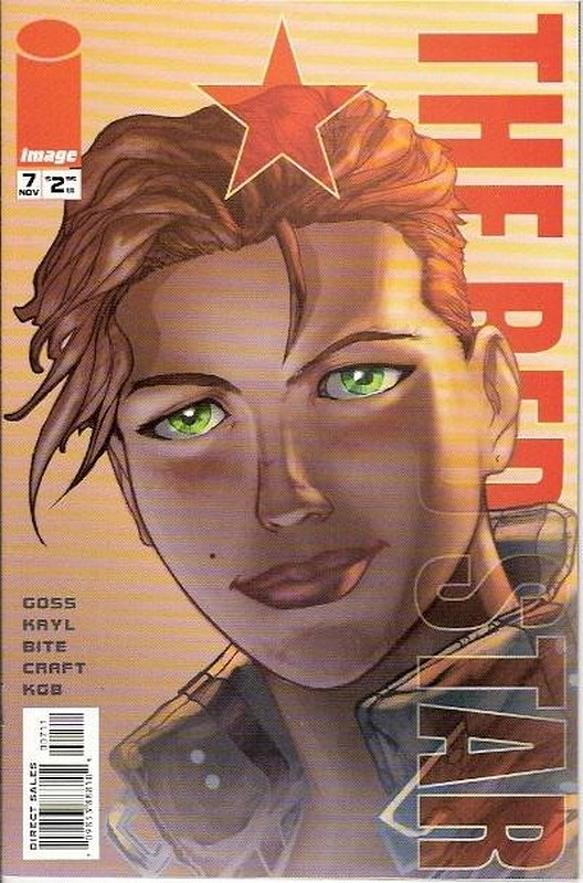 Cover of Red Star (Vol 1) #7. One of 250,000 Vintage American Comics on sale from Krypton!