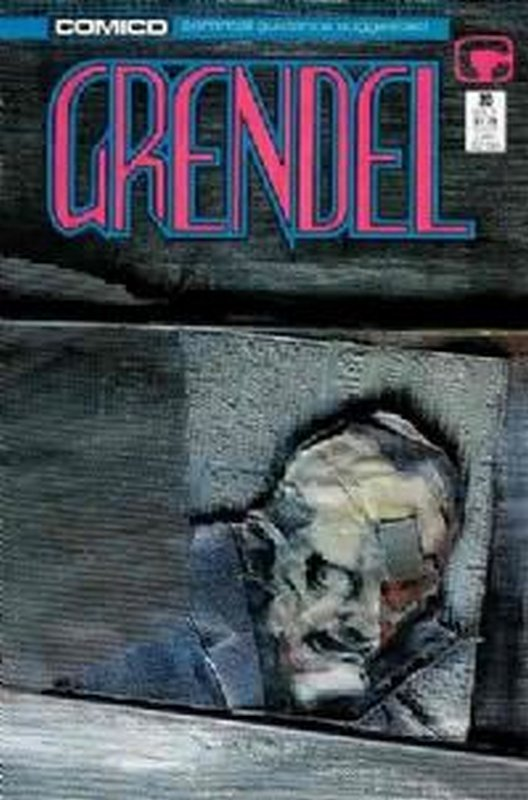 Cover of Grendel (Vol 2) #20. One of 250,000 Vintage American Comics on sale from Krypton!