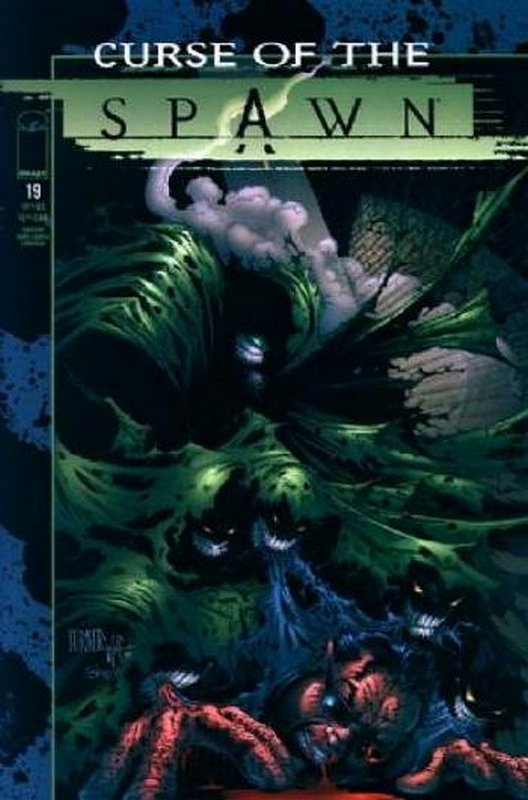 Cover of Curse of Spawn (Vol 1) #19. One of 250,000 Vintage American Comics on sale from Krypton!