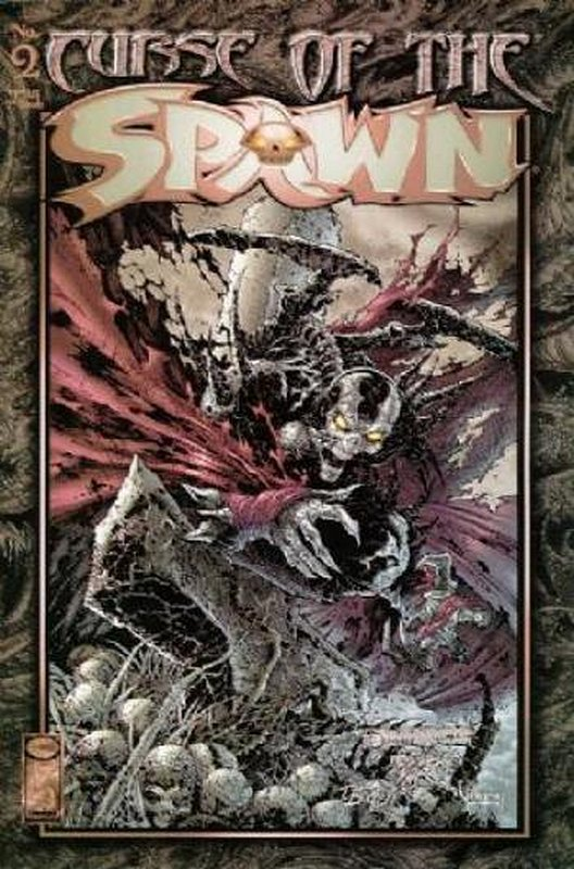 Cover of Curse of Spawn (Vol 1) #2. One of 250,000 Vintage American Comics on sale from Krypton!