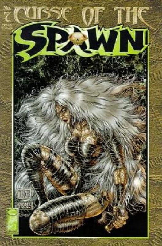 Cover of Curse of Spawn (Vol 1) #7. One of 250,000 Vintage American Comics on sale from Krypton!