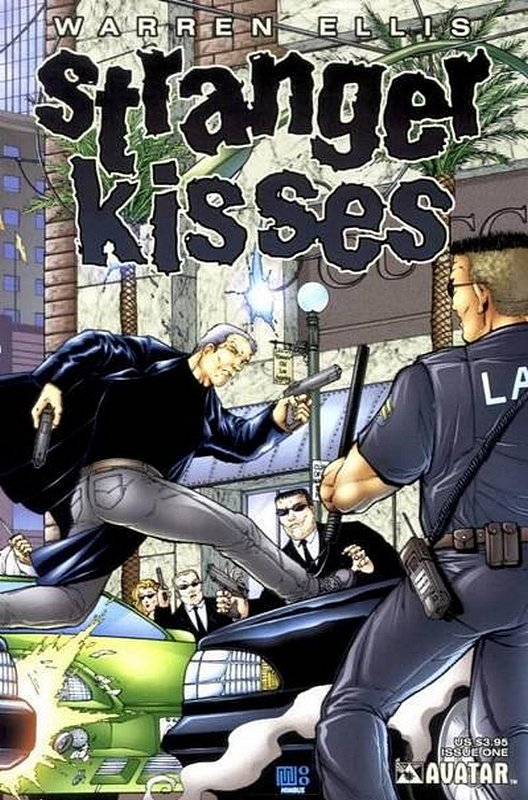 Cover of Stranger Kisses (2000 Ltd) Warren Ellis #1. One of 250,000 Vintage American Comics on sale from Krypton!