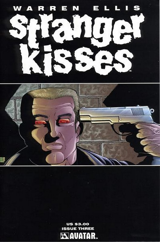 Cover of Stranger Kisses (2000 Ltd) Warren Ellis #3. One of 250,000 Vintage American Comics on sale from Krypton!