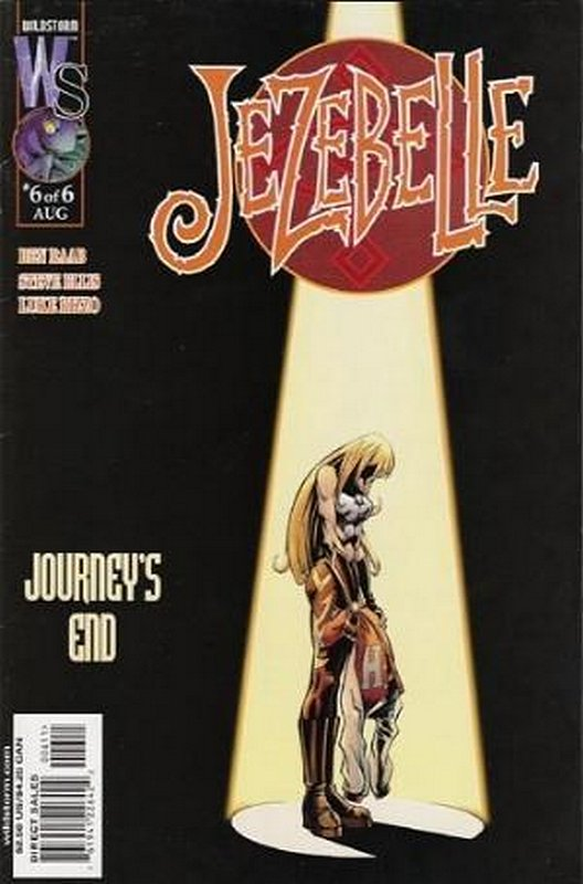 Cover of Jezebelle (2001 Ltd) #6. One of 250,000 Vintage American Comics on sale from Krypton!