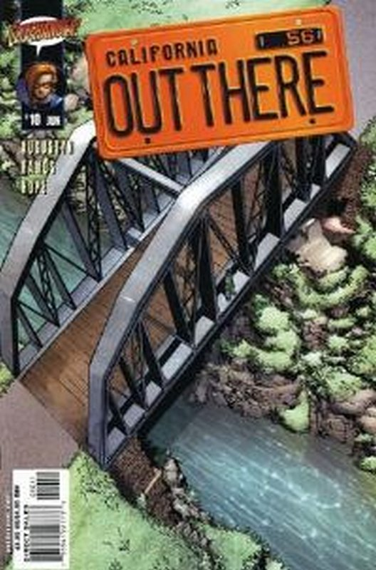 Cover of Out There (Vol 1) California #10. One of 250,000 Vintage American Comics on sale from Krypton!