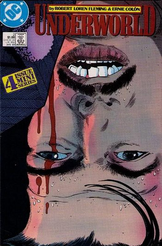 Cover of Underworld (1987 Ltd) #2. One of 250,000 Vintage American Comics on sale from Krypton!