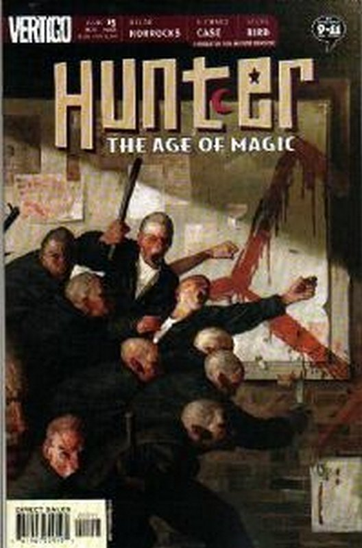 Cover of Hunter: The Age of Magic (Vol 1) #15. One of 250,000 Vintage American Comics on sale from Krypton!