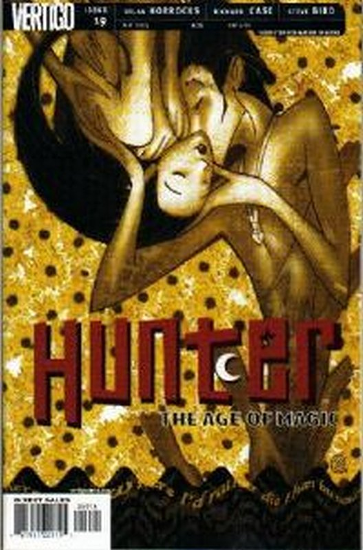 Cover of Hunter: The Age of Magic (Vol 1) #19. One of 250,000 Vintage American Comics on sale from Krypton!