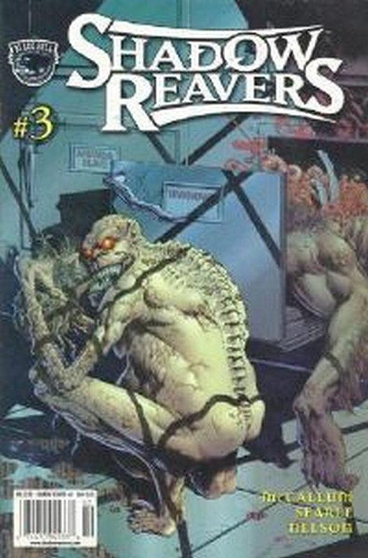Cover of Shadow Reavers (Vol 1) #3. One of 250,000 Vintage American Comics on sale from Krypton!