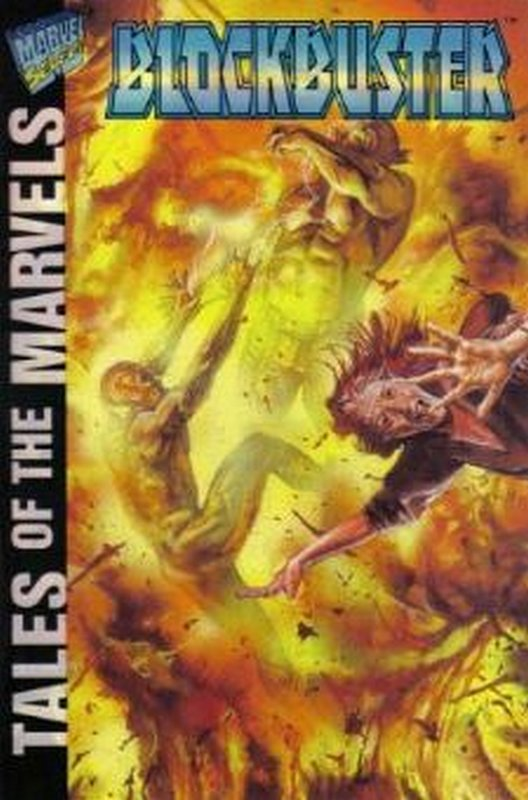 Cover of Tales of the Marvels: Blockbuster #1. One of 250,000 Vintage American Comics on sale from Krypton!