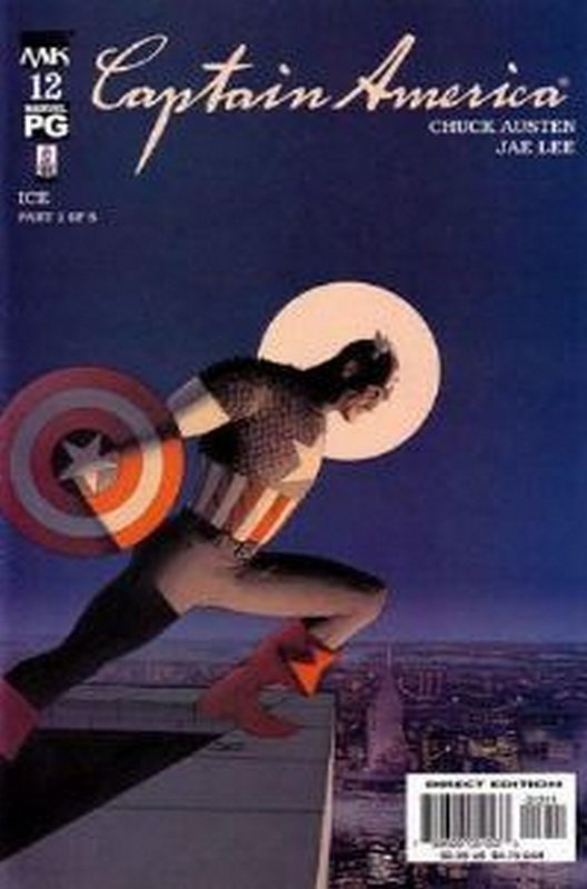 Cover of Captain America (Vol 4) #12. One of 250,000 Vintage American Comics on sale from Krypton!