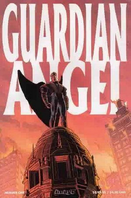 Cover of Guardian Angel (2002 Ltd) #1. One of 250,000 Vintage American Comics on sale from Krypton!