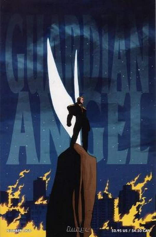 Cover of Guardian Angel (2002 Ltd) #2. One of 250,000 Vintage American Comics on sale from Krypton!