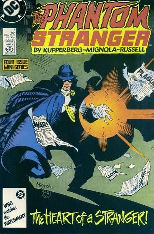 Cover of Phantom Stranger (1987 Ltd) #1. One of 250,000 Vintage American Comics on sale from Krypton!