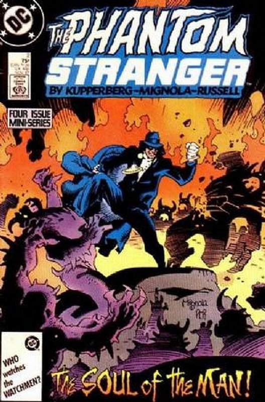 Cover of Phantom Stranger (1987 Ltd) #2. One of 250,000 Vintage American Comics on sale from Krypton!