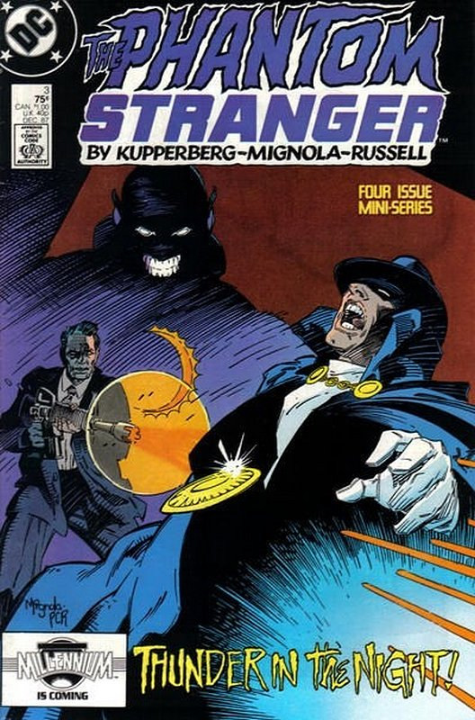 Cover of Phantom Stranger (1987 Ltd) #3. One of 250,000 Vintage American Comics on sale from Krypton!