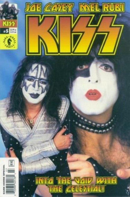 Cover of Kiss (2002 Ltd) #5. One of 250,000 Vintage American Comics on sale from Krypton!