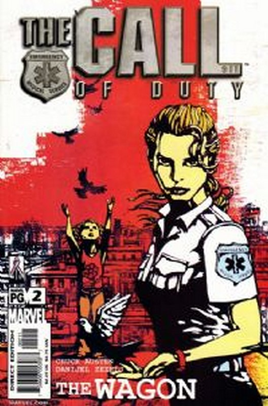 Cover of Call of Duty: The Wagon (2002 Ltd) #2. One of 250,000 Vintage American Comics on sale from Krypton!