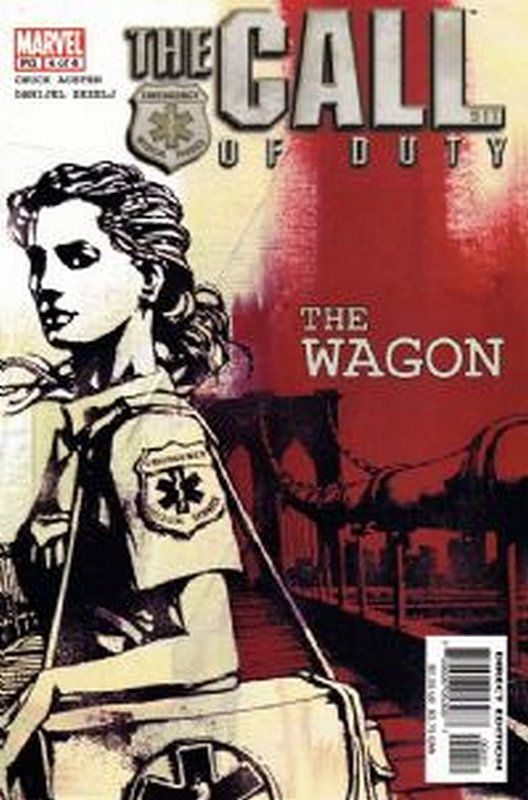 Cover of Call of Duty: The Wagon (2002 Ltd) #4. One of 250,000 Vintage American Comics on sale from Krypton!